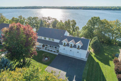 Single Family Home For Sale: 624 E Lake Geneva Road NE