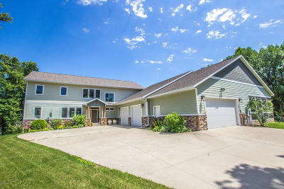 Douglas County Single Family Home For Sale: 2487 Arrowwood Drive NW