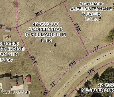Residential Lots & Land For Sale: Lot 4, Blk 1, Goldfinch Circle NE