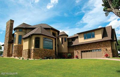 Alexandria Single Family Home For Sale: 646 E Lake Geneva Road NE