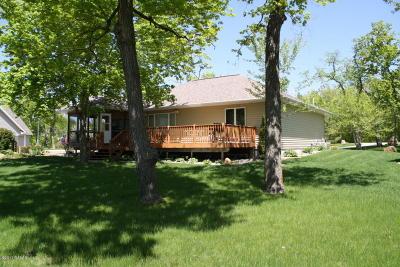 Douglas County Condo/Townhouse For Sale: 14232 E Lake Miltona Drive NE