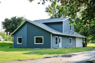 Single Family Home For Sale: 4438 County Rd 40 NW