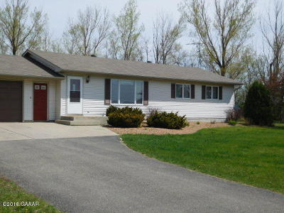 Otter Tail County Single Family Home For Sale: 18888 County Hwy 82
