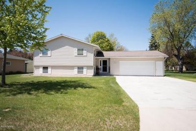 Sauk Centre Single Family Home For Sale: 1016 Pleasant Street