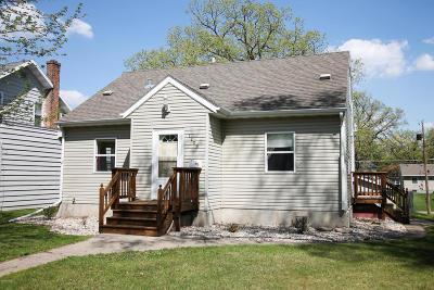 Douglas County Single Family Home For Sale: 1209 Douglas Street