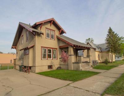 Sauk Centre Single Family Home For Sale: 327 Elm Street S