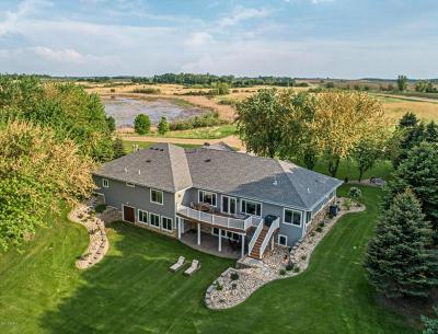 Single Family Home For Sale: 10301 Pocket Lake Road
