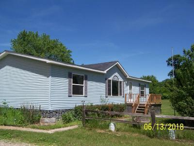 Douglas County Single Family Home Pending: 14350 Miltona Carlos Road NE