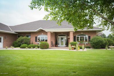 Sauk Centre Single Family Home For Sale: 39546 Primrose Court