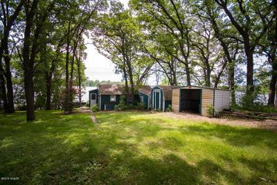 Sauk Centre Single Family Home For Sale: 40783 Sauk Lake Road