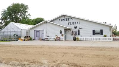 Parkers Prairie MN Commercial For Sale: $168,500