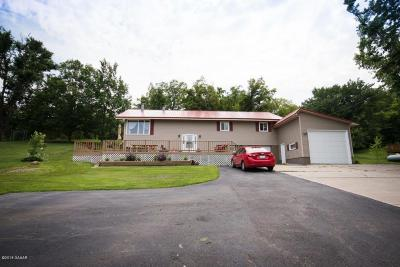 Long Prairie Single Family Home For Sale: 22937 Co Rd 38