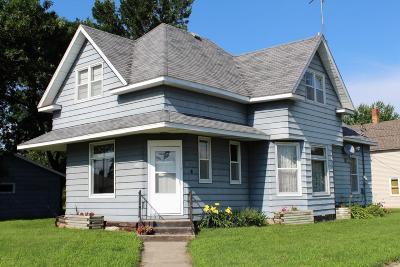 Douglas County Single Family Home For Sale: 311 1st Avenue E