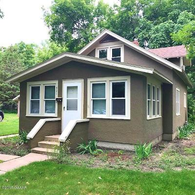 Douglas County Single Family Home For Sale: 421 12th Avenue E