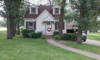 Sauk Centre Single Family Home For Sale: 238 Main Street N