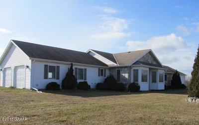 Douglas County Single Family Home For Sale: 9700 Bay View Road NW