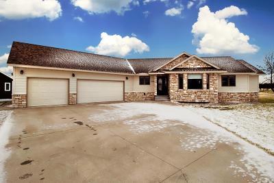 Alexandria Single Family Home For Sale: 1003 Curt Felt Drive