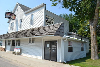 Douglas County Commercial For Sale: 107 Central Avenue N