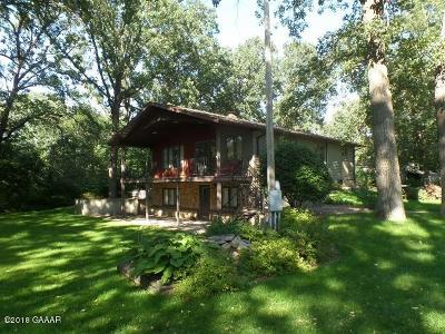 Otter Tail County Single Family Home Pending: 40498 450th Avenue