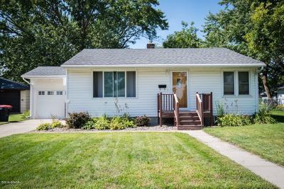 Sauk Centre Single Family Home For Sale: 618 Ash Street S
