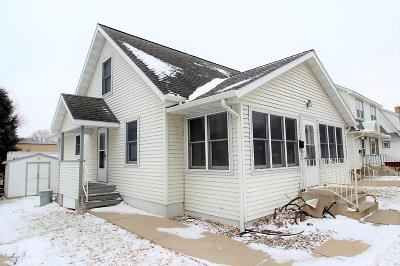 Sauk Centre MN Single Family Home For Sale: $143,900