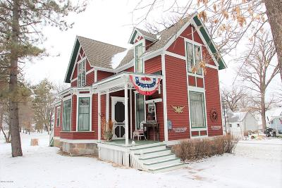 Sauk Centre MN Single Family Home For Sale: $209,900