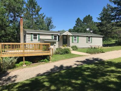 Sauk Centre Single Family Home For Sale: 20998 County 96