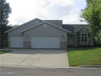 Melrose Single Family Home For Sale: 320 7th St NE