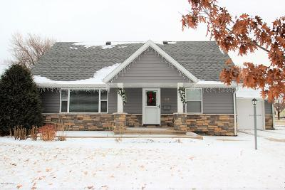 Sauk Centre MN Single Family Home For Sale: $214,900