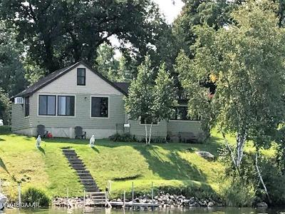 Otter Tail County Single Family Home For Sale: 51947 Bakers Road