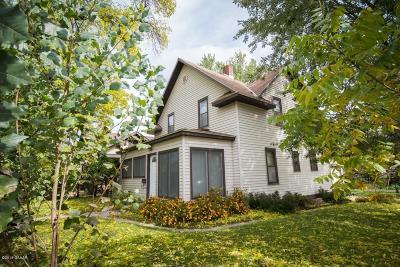 Long Prairie Single Family Home For Sale: 324 Lake Street S