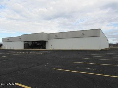 Long Prairie Commercial For Sale: 890 Commerce Road