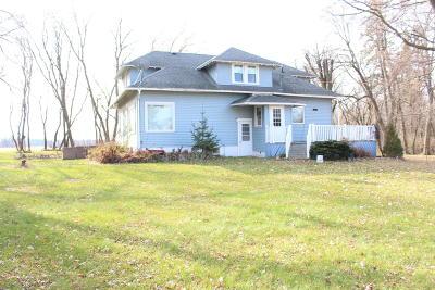 Eagle Bend Single Family Home For Sale: 10519 645 Avenue