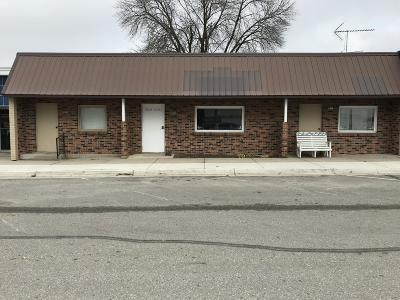 Douglas County Commercial For Sale: 105 E Front Street #105, 107