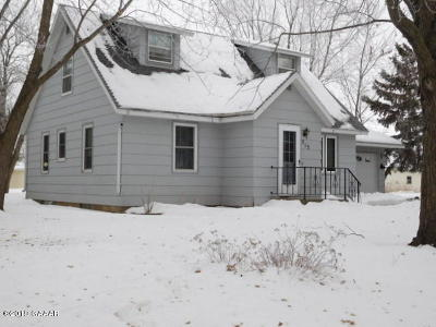 Otter Tail County Single Family Home For Sale: 213 N Dayton Ave