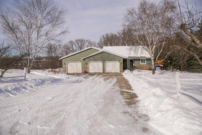 Sauk Centre Single Family Home For Sale: 18620 Agate Drive