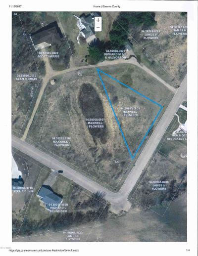 Sauk Centre MN Residential Lots & Land For Sale: $24,500