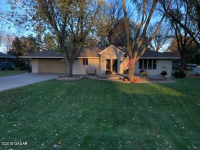 Melrose Single Family Home For Sale: 932 Country Club Drive SW
