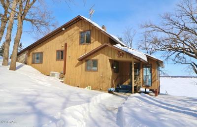 Alexandria Single Family Home For Sale: 3547 Oakridge Road NW