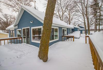 Miltona Single Family Home For Sale: 5562 Park Irene Drive NE