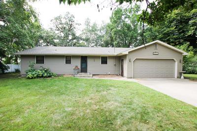 Douglas County Single Family Home For Sale: 11600 Forada Beach Road SE