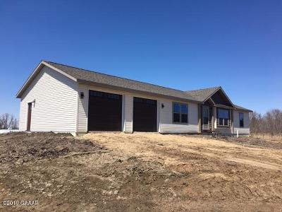Single Family Home For Sale: 3690 Smith Lake Road SE