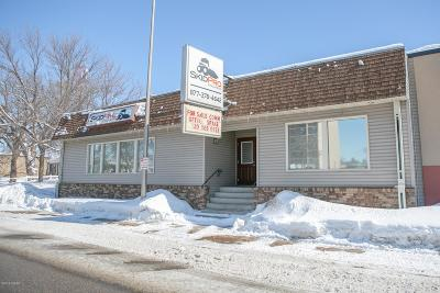 Douglas County Commercial For Sale: 815 Broadway Street