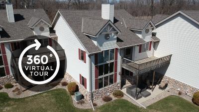 Douglas County Condo/Townhouse For Sale: 2761 Arrowwood Drive NW