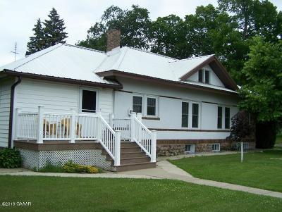 Alexandria Single Family Home For Sale: 301 7th Avenue E