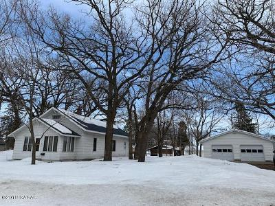 Todd County Single Family Home Pending: 440 Lake Street S