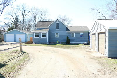Alexandria MN Single Family Home For Sale: $211,000