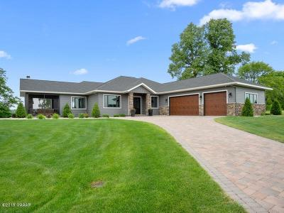 Alexandria MN Single Family Home For Sale: $969,000