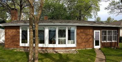 Otter Tail County Single Family Home For Sale: 40378 Girard Beach Road