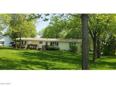 Otter Tail County Single Family Home For Sale: 27455 County Hwy 83